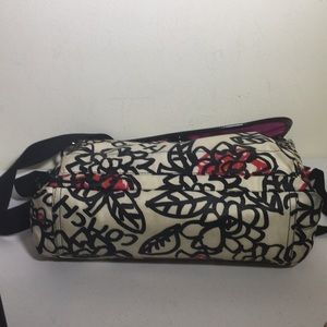 Coach Bags - Coach flower graffiti large messenger crossbody